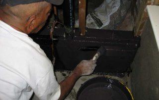 fixing waterproofing problems