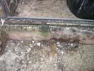 Rusty floor