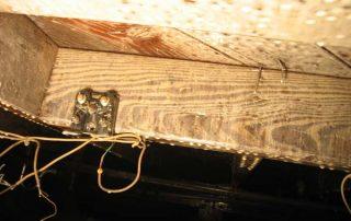 restoring waterproofing in furniture