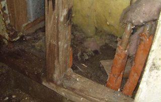 bad waterproofing effects on sinks
