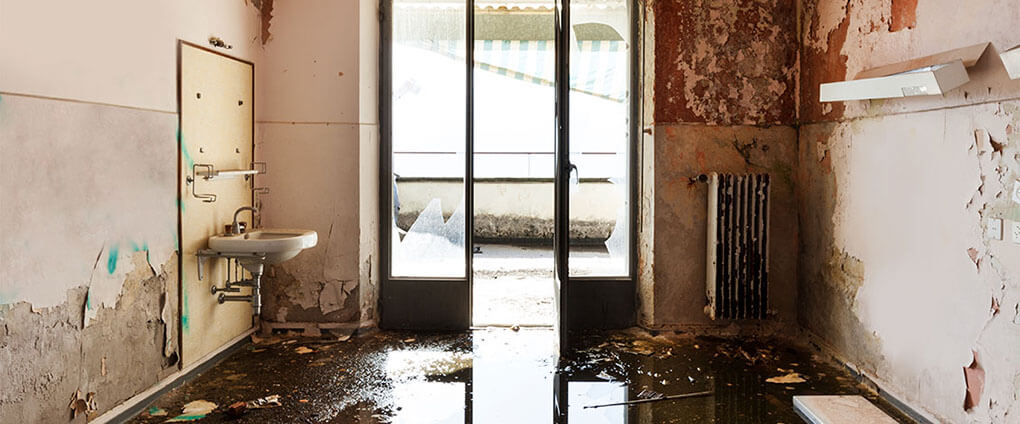 Experiencing Flood Or Water Damage?